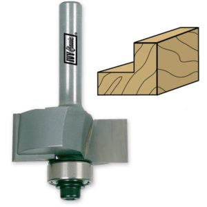 "Ivy Classic Co. 04266 3/8"" Rabbeting Router Bit"