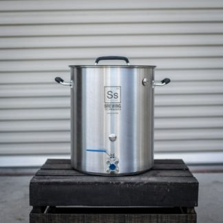 10 gal | Ss Brew Kettle - BE370