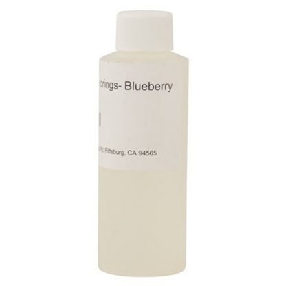 Fruit Flavorings- Blueberry (4 oz) - FF50