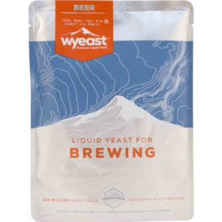 Yeast (Liquid) - Wyeast (American Wheat) - 1010 - WY1010