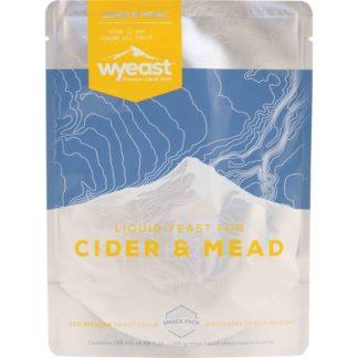 Yeast (Liquid) - Wyeast (Belgian Lambic Blend)  - WY3278