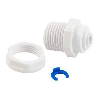 Plastic Bulkhead for Temperature Probe  - MT385