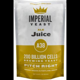 Imperial Organic Yeast - Juice - IYA38