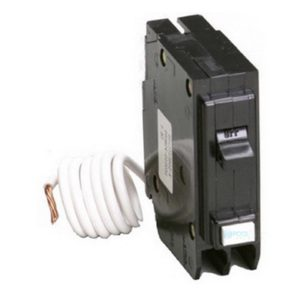 Cutler Hammer GFCI Circuit Breaker Single Pole 20-Amp | GFCB120