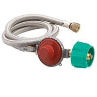 "Barbour Int'L  M5Hpr1 48""10Psi Hose/Regulator"